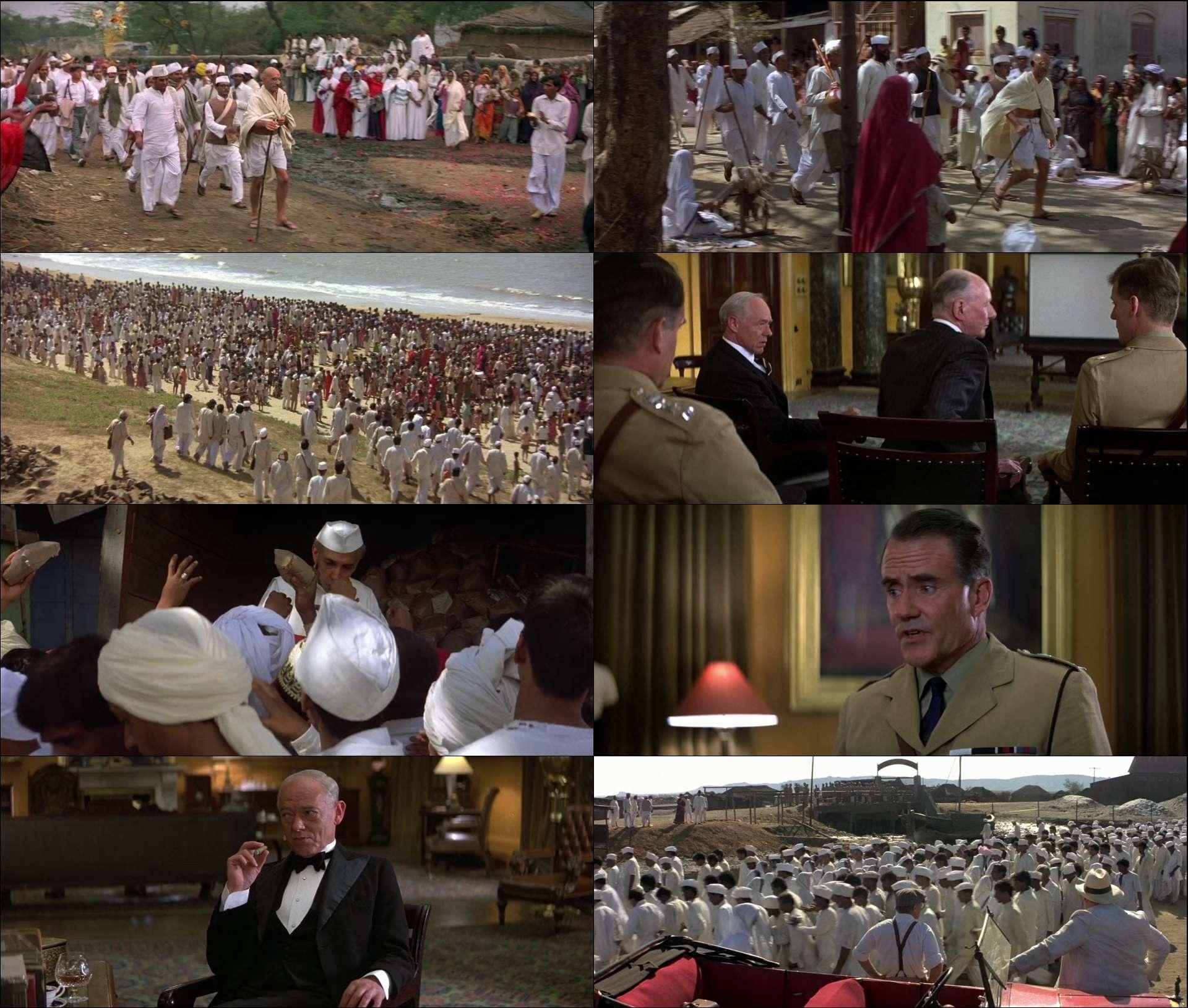 Gandhi (1982) türkçe dublaj hd film indir