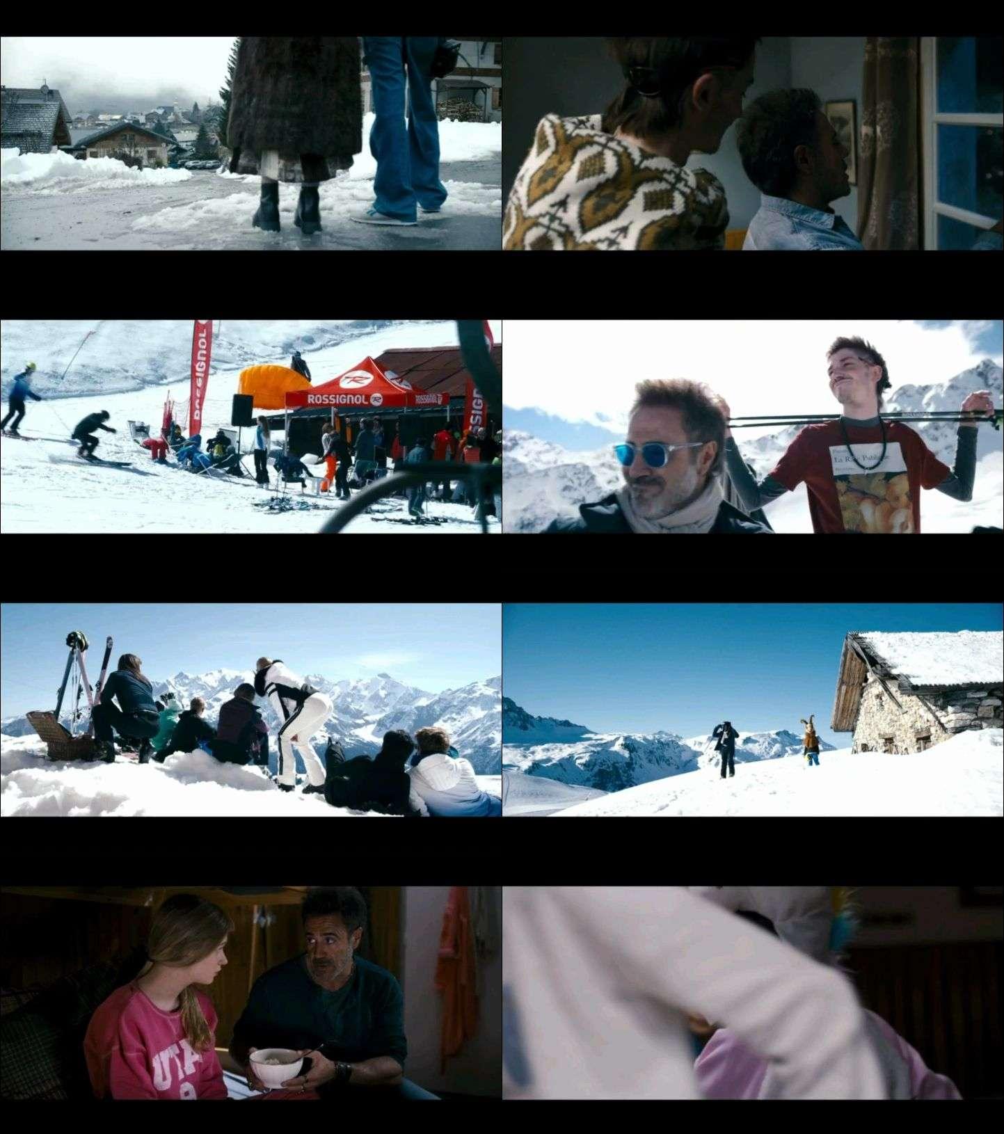 Pist Dışında - Off Piste (2016) türkçe dublaj film indir