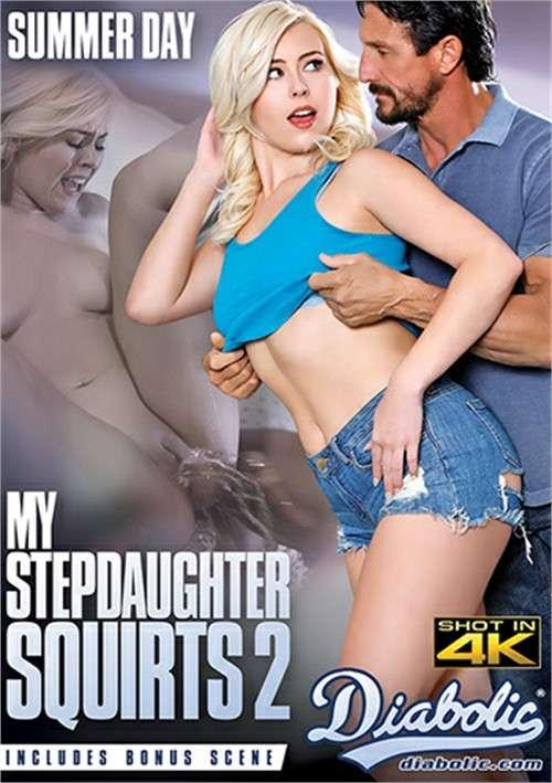 Моя Падчерица Брызжет 2 | My Stepdaughter Squirts 2