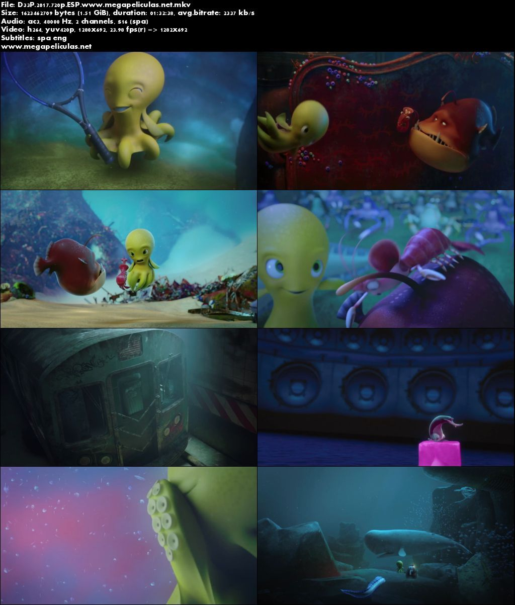 Capturas de Deep (2017) [BrRip 720p][Latino]