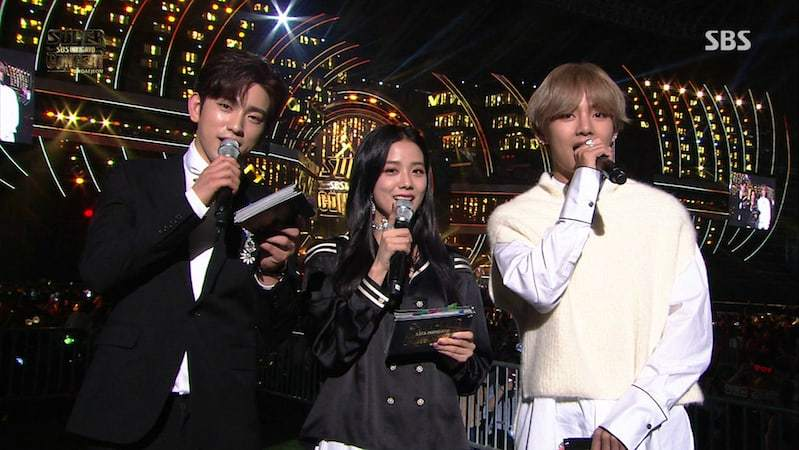 """Watch: BTS, JJ Project, Red Velvet, BLACKPINK, And More Perform At """"Inkigayo Super Concert In Daejeon"""""""