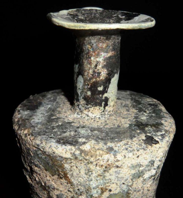 Ancien vase romain grande cruche en verre ancient roman glass jug ebay - Vase ancien en verre ...