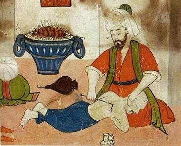 Osmanlıda Tedavi