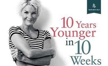 10 Haftada 10 Yaş Gençleş