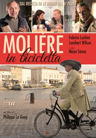 Molière in bicicletta (2013) DVD5 Custom - ITA