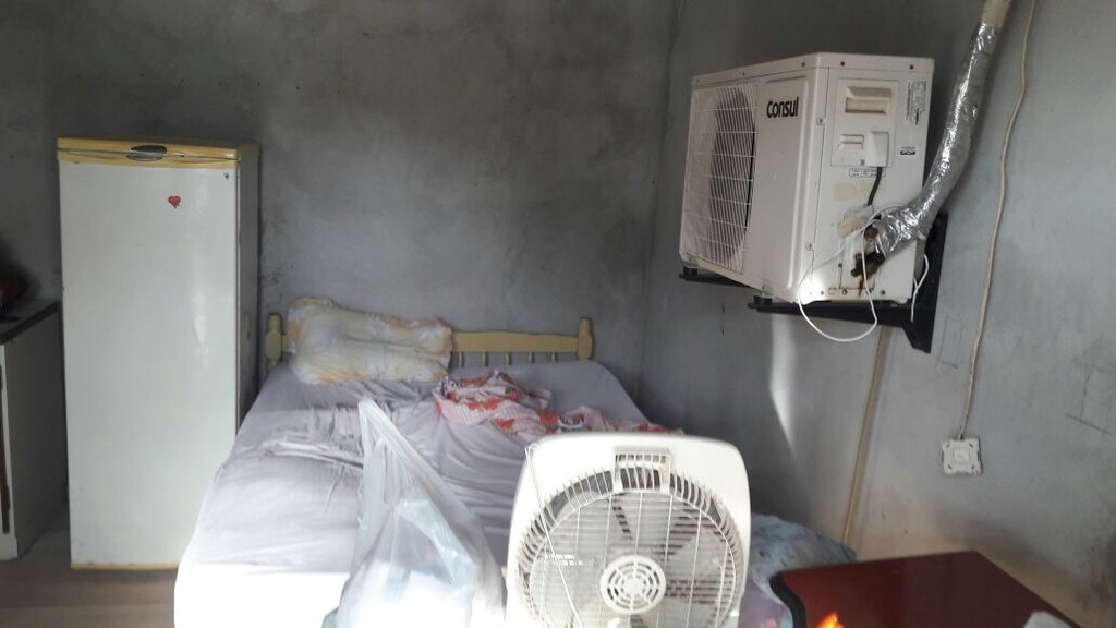Ar condicionado split instalado ao contrário Resfriamento global: você está fazendo isso errado Global cooling: you're doing it wrong