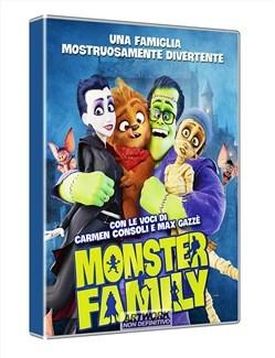 Monster Family (2017) DVD9 Copia 1:1 ITA ENG Sub - DDN