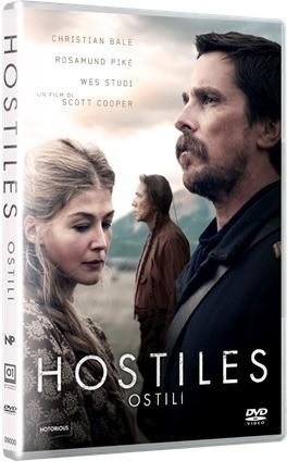 Hostiles - Ostili (2017) DVD9 Copia 1:1 ITA ENG - DDN