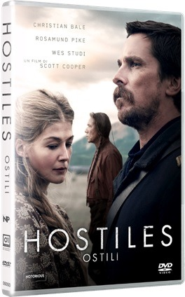 Hostiles - Ostili (2017) DVD5 Custom ITA - DDN