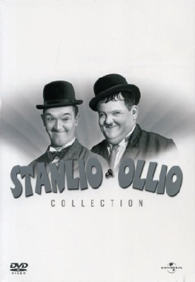 Stanlio & Ollio Collection (2008) 5 DVD5 Custom ITA