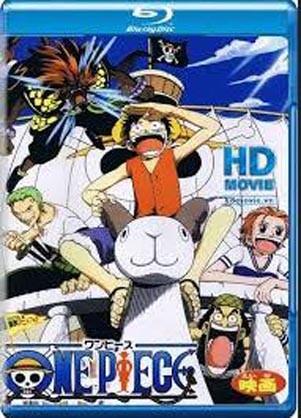 One Piece - Per tutto l'oro del mondo (2000) HDRip 720p DTS ITA JAP + AC3 Sub - DDN