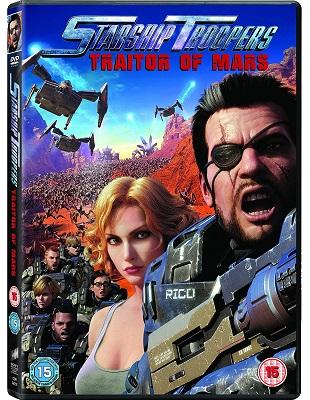 Starship Troopers - Attacco su Marte (2017) avi DVDRip ITA AC3 - DDN