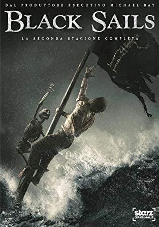 Black Sails (2014) 2 Stagione Completa DVD9x4 Copia 1.1 ITA/ENG Multi