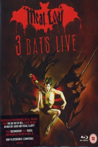 Meat Loaf: Three Bats Live (2007) BluRAy Full AVC DTSHD ENG