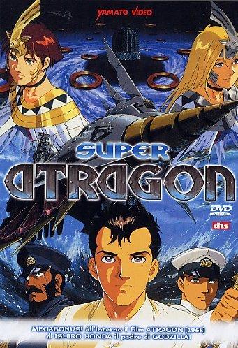 Super Atragon (1995) DVD5 Custom ITA - DDN