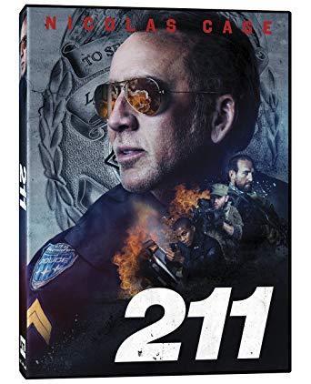 211 - Rapina in corso (2018) avi DVDRip ITA AC3 - DDN