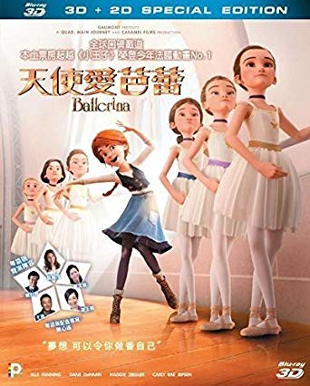 Ballerina (2016) MKV 3D Half SBS 1080p DTS AC3 iTA ENG Sub - DDN