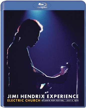 Jimi Hendrix Experience Electric Church (2015) BluRay Full AVC DTS-HD ENG