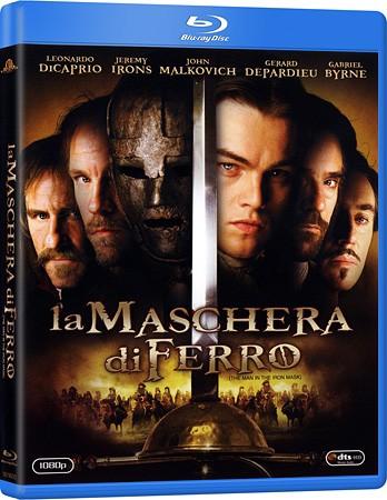 La maschera di ferro (1998) BDRip 576p AC3 ITA ENG SUb DDN
