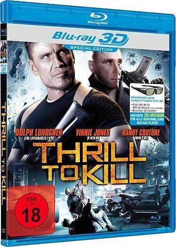 Hard Rush - Ambushed (2013) MKV 3D Half SBS 1080p AC3 ITA DTS ENG - DDN