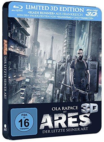Ares (2016) BDRA 3D 2D BluRay Full AVC DD ITA DTS-HD FRA Sub - DDN