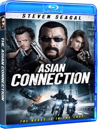 The Asian Connection (2016) .mkv Bluray Untouched 1080p AC3 iTA DTS-HD MA AC3 ENG AVC - DDN
