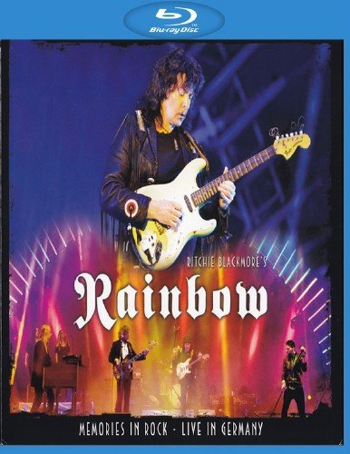 Rainbow - Memories in Rock - Live In Germany (2016) BluRay Full AVC DTS-HD ENG