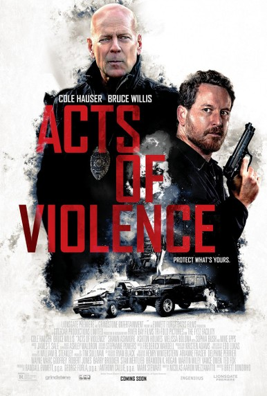 Acts of Violence (2018) DVD9 Copia 1:1 ITA ENG - DDN