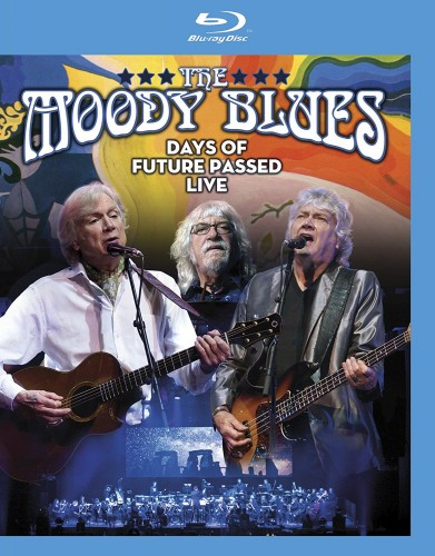 The Moody Blues - Days of Future Passed Live (2018) BluRay Full AVC DTSHD ENG