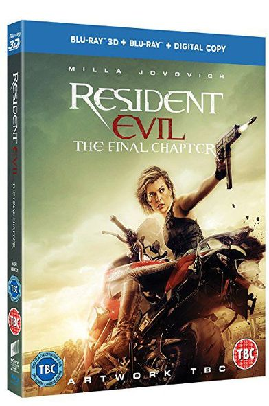 Resident Evil - The Final Chapter (2016) ISO 3D BluRay Full AVC DTS-HD 5.1 iTA DTS-HD 7.1 ENG - DDN