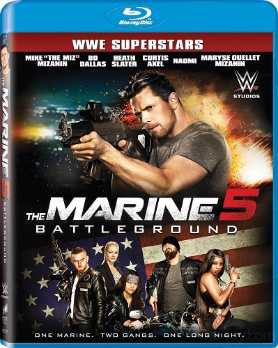 The Marine 5 Battleground (2017) .mkv BDRip 576p AC3 iTA ENG x264 - DDN
