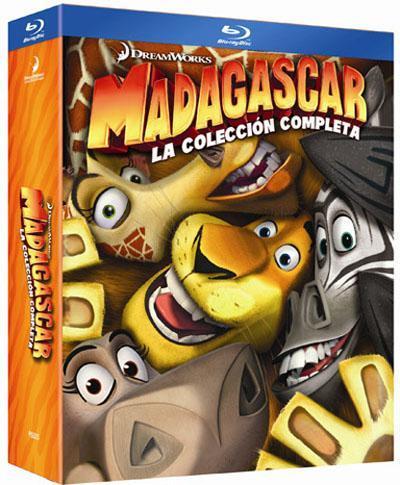 Madagascar – La Trilogia (2005-2012) BluRay Full AVC DD ITA TrueHD ENG Sub - DDN