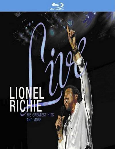 Lionel Richie Live His Greatest Hits & More (2007) Blu Ray Full AVC DTS-HD MA