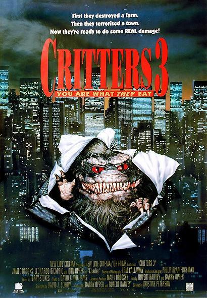 Critters 3 (1991) avi DVDRip ITA AC3 - DDN