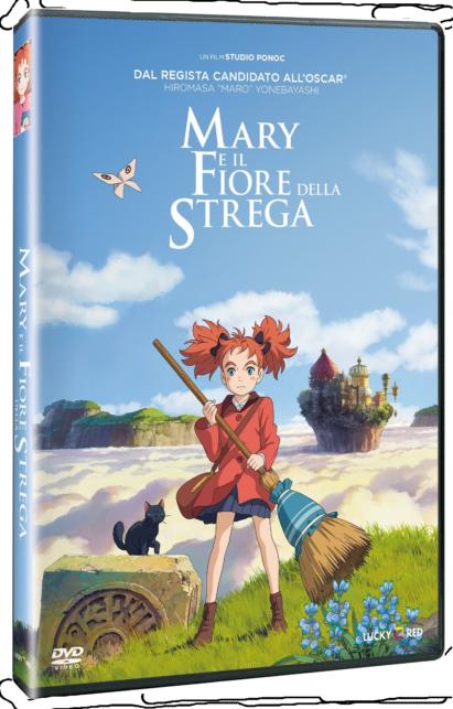 Mary E Il Fiore Della Strega (2018) DVD9 COPIA 1:1 ITA JAP