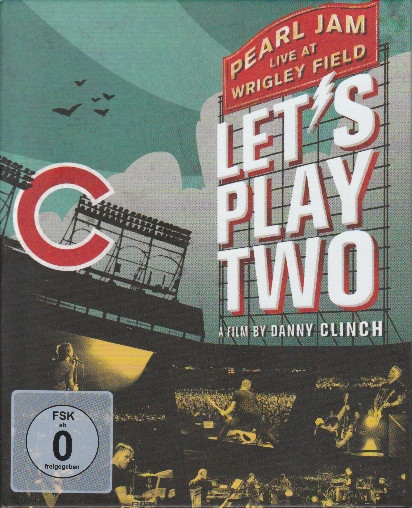 Pearl Jam - Lets Play Two (2017) BluRay Full AVC DTSHD ENG