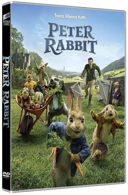Peter Rabbit (2018) DVD9 Copia 1:1 Multi ITA - DDN