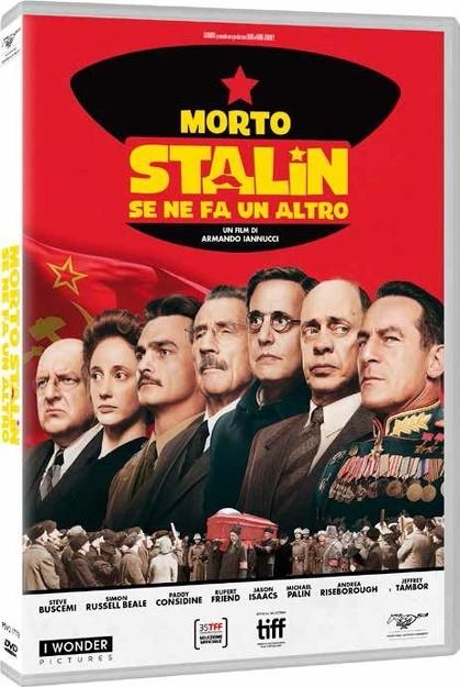 Morto Stalin, se ne fa un altro (2017)  DVD5 Copia 1:1 ITA - DDN