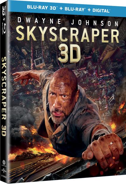 Skyscraper (2018) 3D Full Bluray AVC DD+ ITA/SPA/FRE 7.1 TrueHD/Atmos 7.1 ENG DDN
