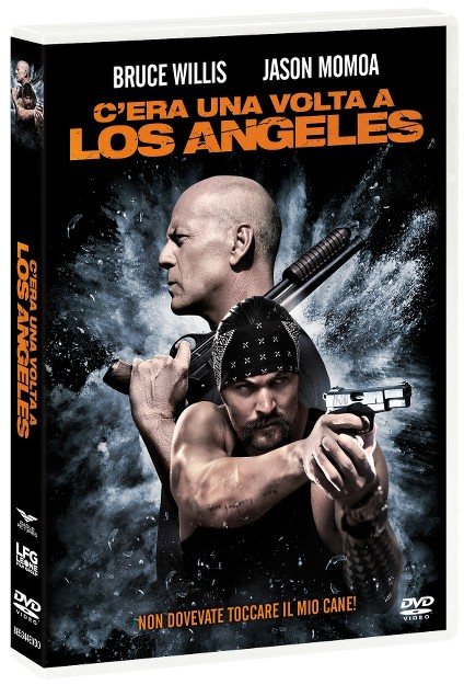 C'era una volta a Los Angeles (2017) DVD9 Copia 1:1 ITA ENG - DDN
