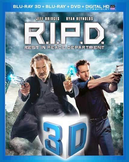 R.I.P.D. - Poliziotti dall'aldilà (2013) MKV 3D Half OU Untoched 1080p DTS ITA DTS-HD ENG + AC3 Sub - DDN