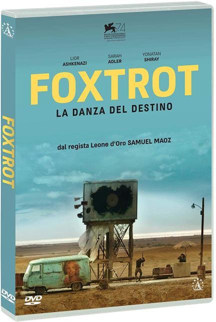 Foxtrot - La Danza Del Destino (2017) avi DVDRip iTA AC3 - DDN