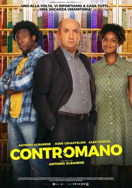 Contromano (2018) DVDRip ITA AC3 - DDN