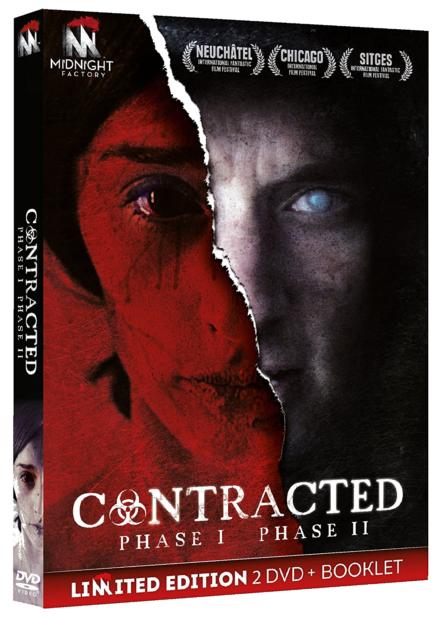 Contracted - Phase 1/2 (2013/2015) DVD5 Custom ITA