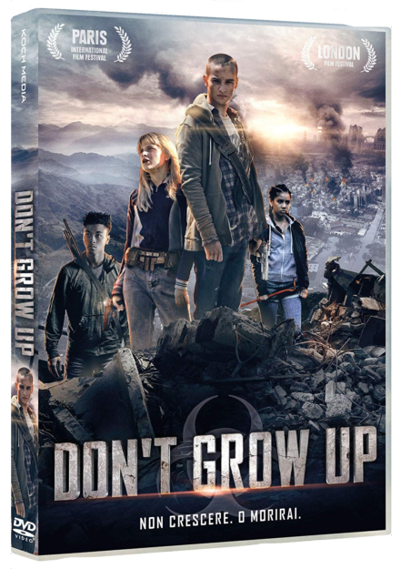Don't Grow Up (2017) DVDRip ITA AC3 - DDN