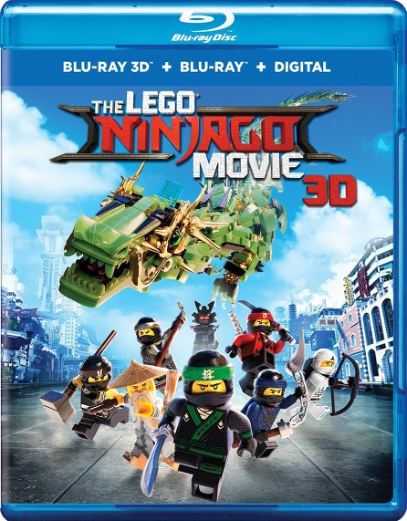 The Lego Ninjago Movie (2017) BDRA 3D BluRay Full AVC DD ITA DTSHD ENG Sub - DDN