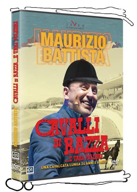 Cavalli Di Razza E Altri Puledri (2017) DVDRip ITA AC3 - DDN