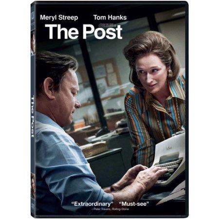 The Post (2017) DVD5 Custom ITA - DDN