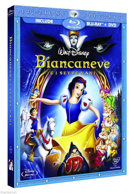 Biancaneve e i sette nani (1937) Full HD Untoched 1080p DTS ITA DTS-HD ENG + AC3 Sub - DDN