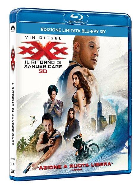 XXX - Il Ritorno Di Xander Cage (2017) ISO 3D Full Bluray AVC DD5.1 ITA/SPA/HINDI/FREDolby TrueHD ENG DDN